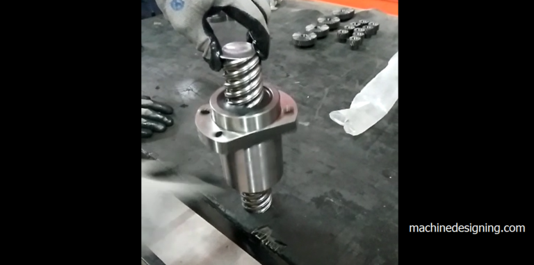 Introduction of Ball Screw