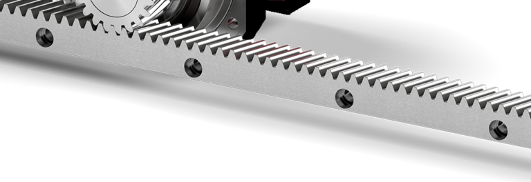 Horizontal Linear Motion With Rack&Pinion – 1