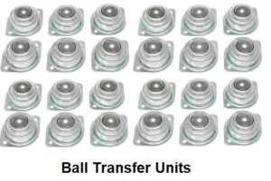 Ball transfer units images