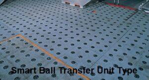 ball transfer unit airport