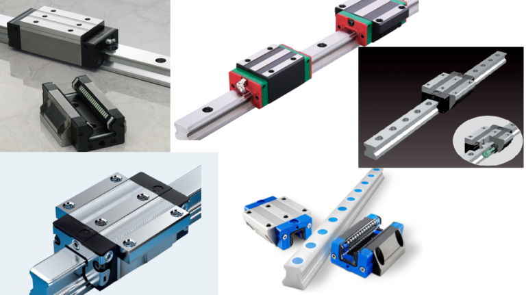Linear Guide Types