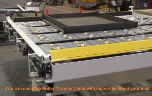 roller transfer unit airport